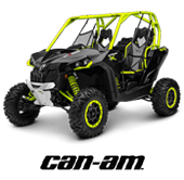 Can-Am Maverick XDS Parts and Accessories