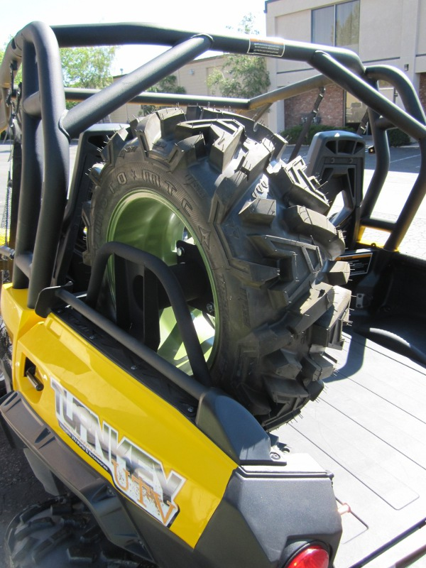 Can Am Commander Spare Tire Carriers